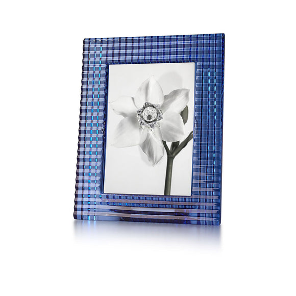 EYE PHOTO FRAME BLUE