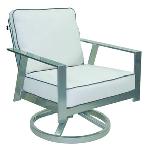 SLAT BACK ROCKER LOUNGER