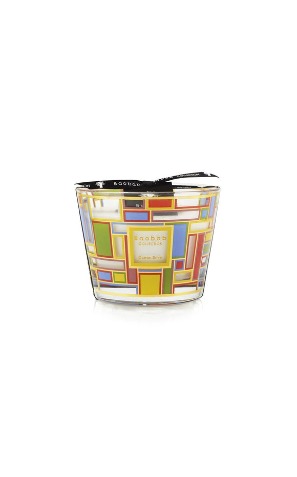 MAX 10 CITIES OCEAN DRIVE CANDLE