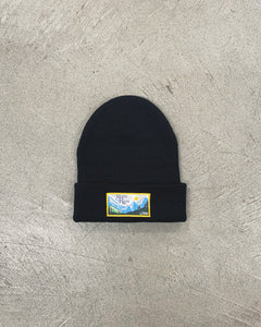 Canyon Beanie, Black