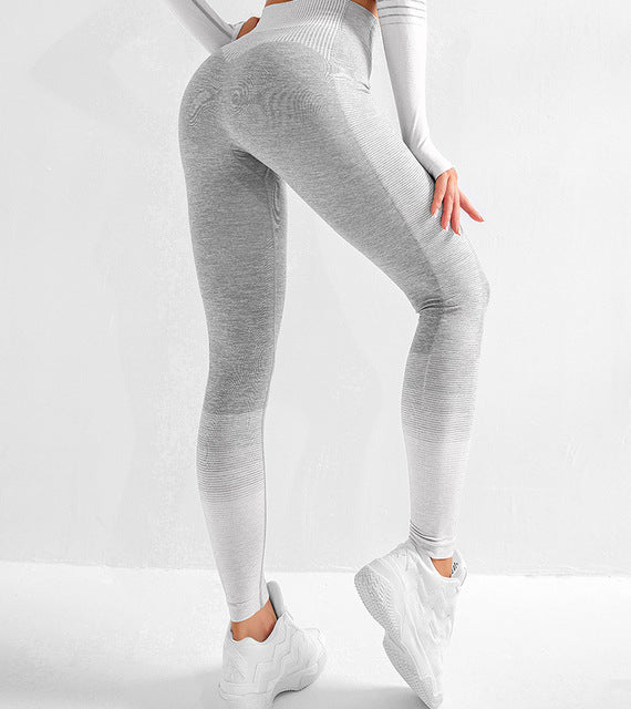 Seamless High Waist Leggings