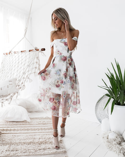 Dainty Rose Dress by Two Sisters the Label