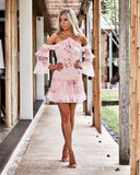 Avery Dress in Pink by Two Sisters the Label