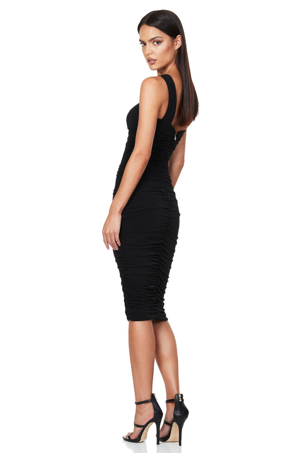 Aria Midi | Black | Made in Australia by Nookie the Label