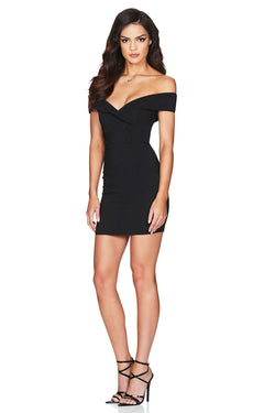 Black Bella Mini Dress | Nookie the Label