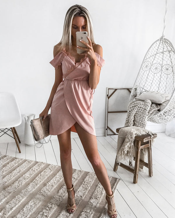 Bella Dress in Pink by Two Sisters the Label