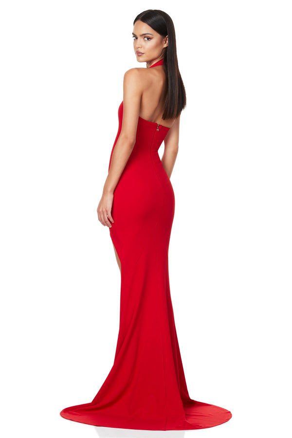 Destiny Gown | Red | Dress | MADE in Australia by Nookie the Label