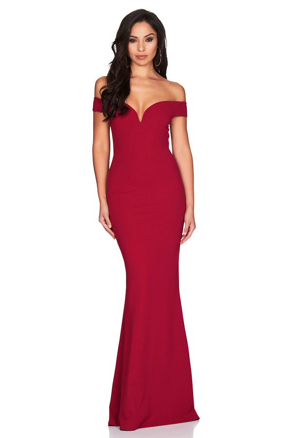 Ruby Elena Gown by Nookie