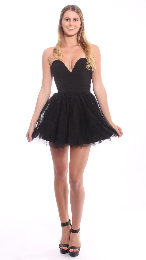 The Witch Craft Dress in Black