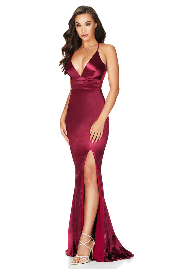 Ruby Starstruck Gown | by Nookie the Label