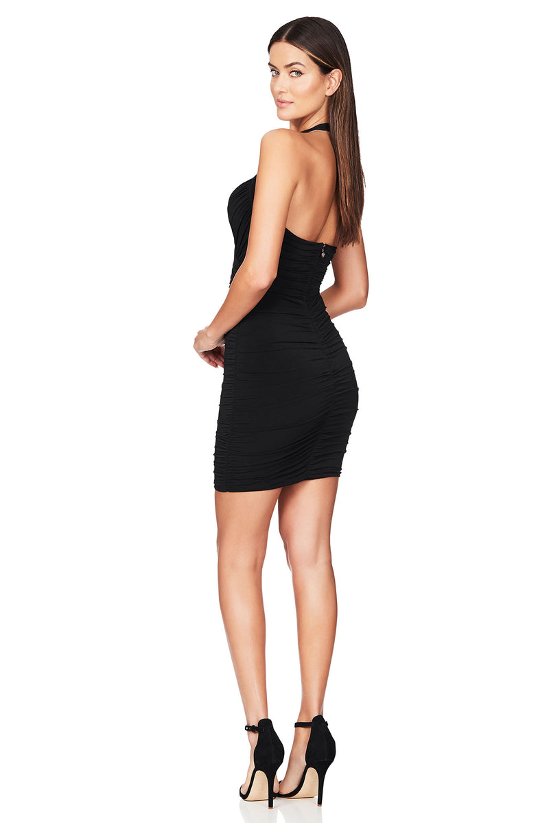 Black Venus Mini Dress | Nookie the Label