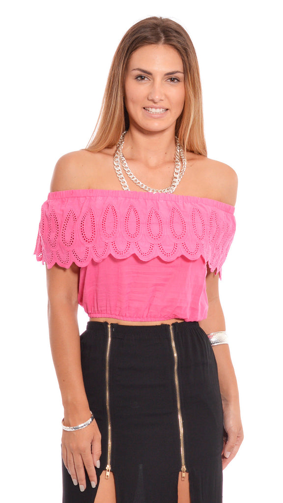 Summer Luvin Top in Pink