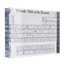 Load image into Gallery viewer, 🔥Hot Sale🔥Collectable Periodic Table with REAL Elements