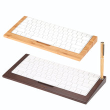 Load image into Gallery viewer, Wooden Keyboard Tray