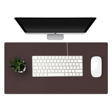 Load image into Gallery viewer, Leather Desk Pad