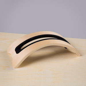 Wooden Vertical Laptop Stand