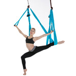 Load image into Gallery viewer, Yoga Hammock Strap