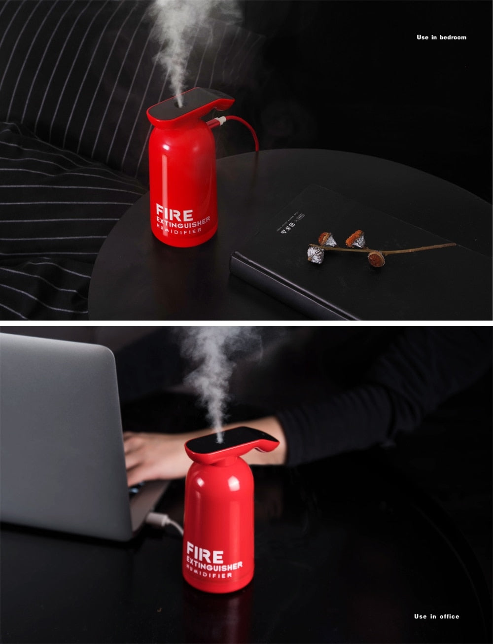 Shokaki Fire Extinguisher Humidifier