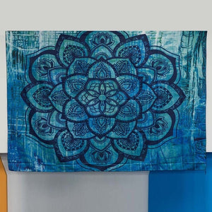 Indian Mandala Tapestry Wall