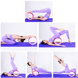 Chakrasana Yoga Wheel