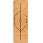 Load image into Gallery viewer, Evora Cork Yoga Mat