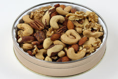 Gourmet Mixed Nuts Tin 16 oz. SALTED