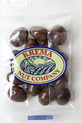 Chocolate Almonds 2 oz. Bag. Case of 24 Bags