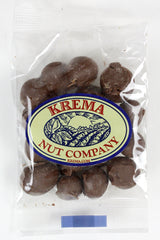 Chocolate Peanuts 2 oz. Bag. Case of 24 Bags