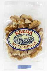 English Walnuts, Raw 2 oz. Bag. Case of 24 Bags