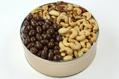 Gourmet Nut Trio Tin 40 oz.