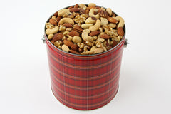 Gourmet Mixed Nuts Tin 72 oz. SALTED