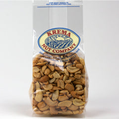Cashew Pieces, Roasted & Salted 7 oz. Bag. Case of 24 Bags