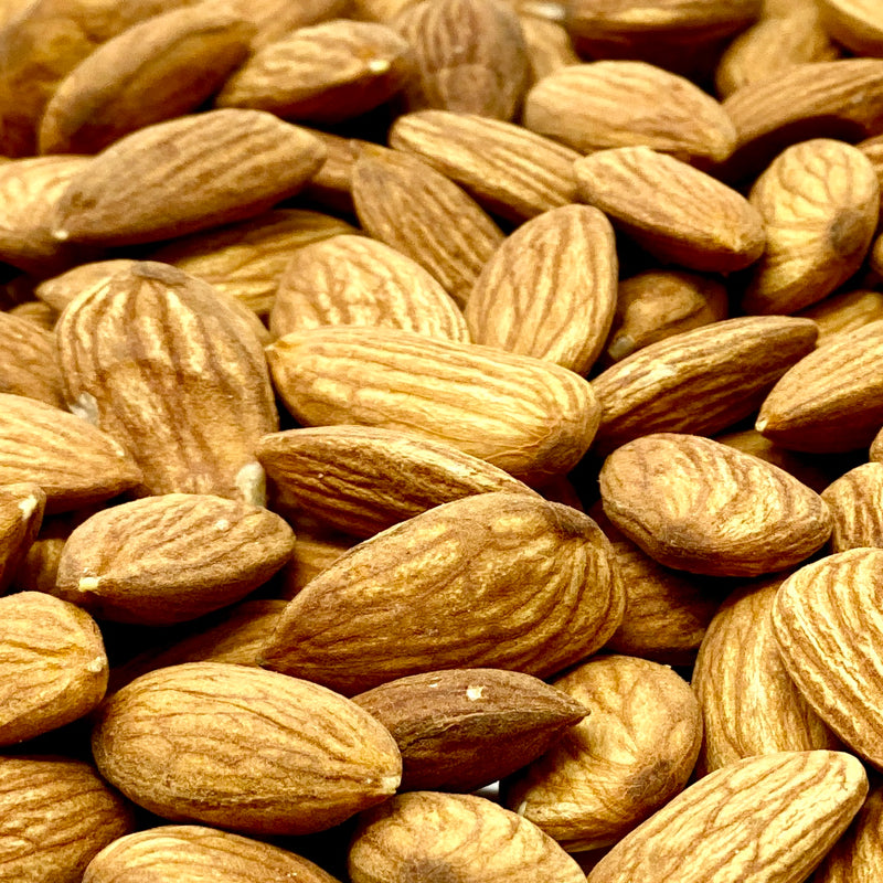 Almonds Whole, Raw - 10 LB. Case