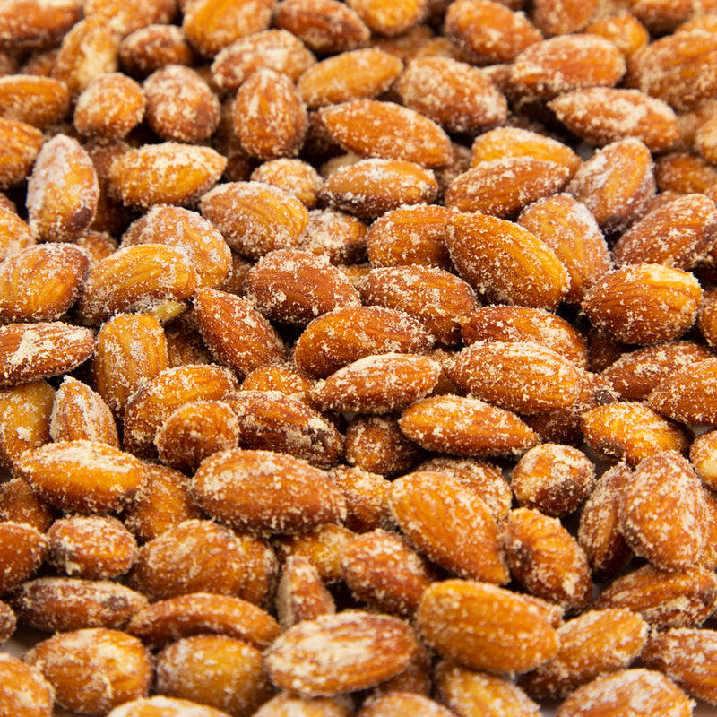 Smoked Whole Almonds 16 oz. Bag