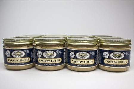 Natural Cashew Butter Case