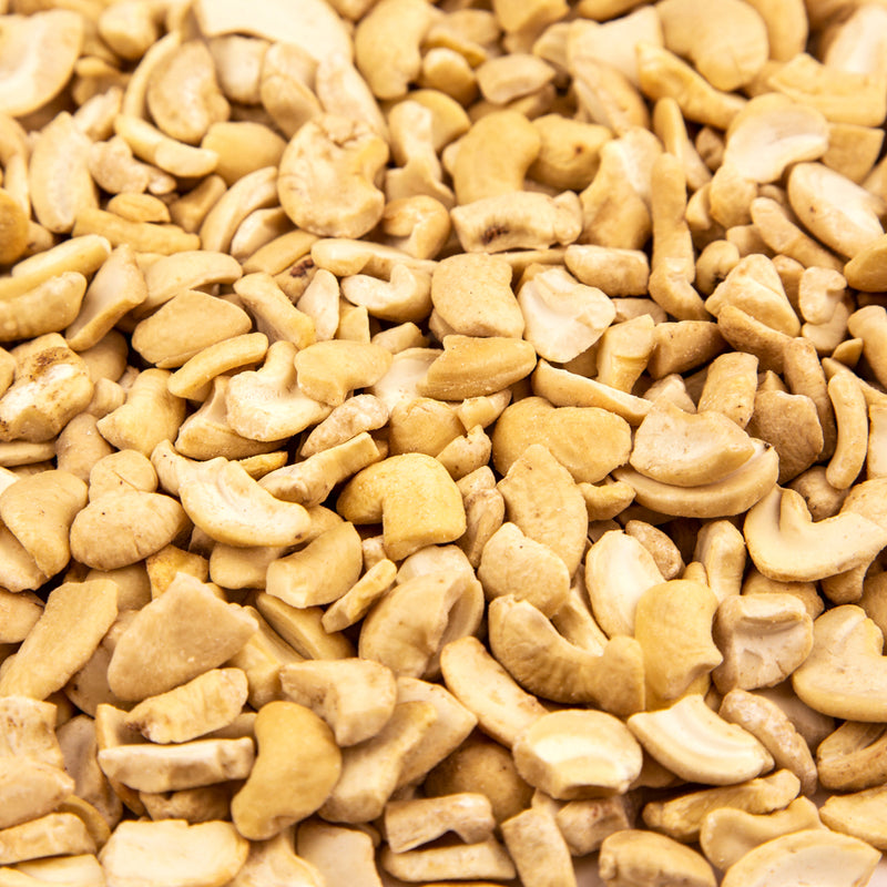 Cashew Pieces, Raw 16 oz. Bag