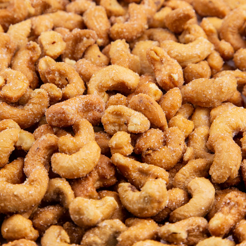 Honey Roasted Cashews 12 oz. Bag