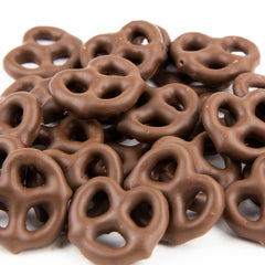 Chocolate Pretzels 8 oz. Bag