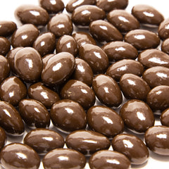 Dark Chocolate Almonds 8 oz. Bag