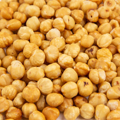 Hazelnuts Blanched Roasted, No Salt 16 oz. Bag