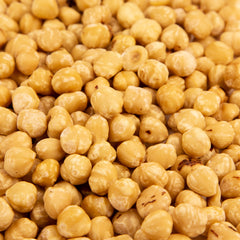 Hazelnuts Blanched, Raw 16oz. Bag