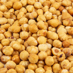Hazelnuts Blanched, Roasted & Salted 16 oz. Bag