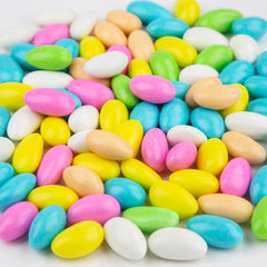 Assorted Jordan Almonds 8 oz. Bag