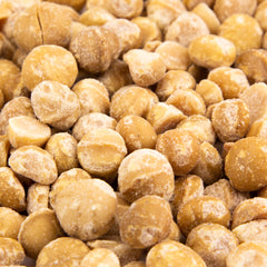 Macadamia Nuts, Roasted & Salted 8 oz. Bag