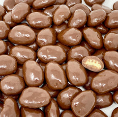 Milk Chocolate Maple Bourbon Pecans 8 oz. Bag