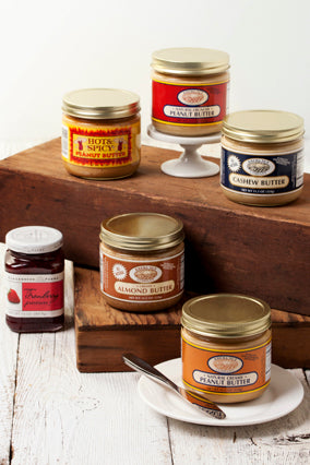 Nut Butter Sampler
