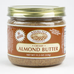 Almond Butter - 11.5 oz. Jar