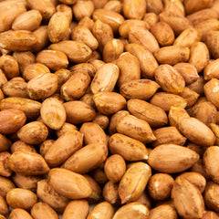 Redskin Peanuts, Raw - 10 LB. Case