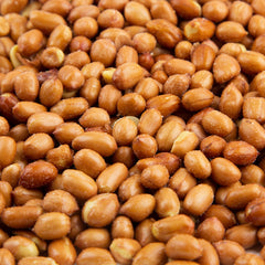 Spanish Peanuts, Roasted & Salted - 10 LB. Case