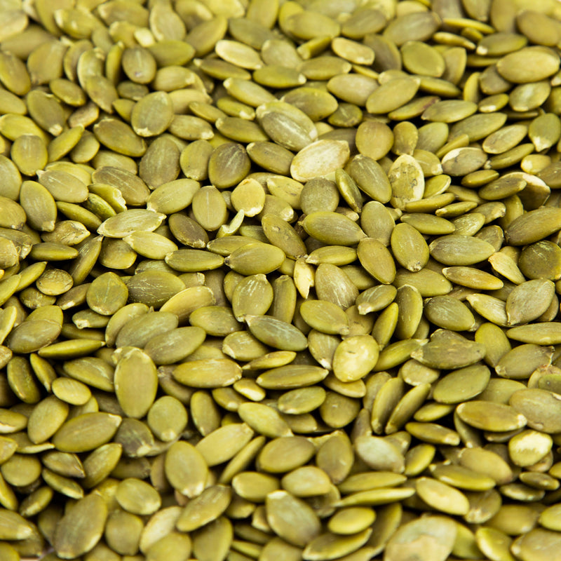 Pepitas (Pumpkin Seeds), Raw 16 oz. Bag